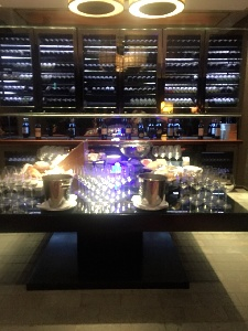 WINE TASTING AT INTERCONTINETAL HOTEL