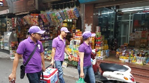OUR CUSTOMERS IN HANOI