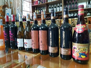 THE SWEET WINES