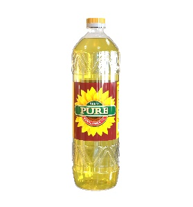 100 % PURE SUNFLOWER OIL