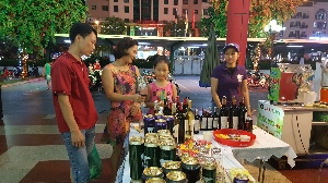 THE MID AUTUMN FESTIVAL 2017 AT THE SUPPER MARKETS